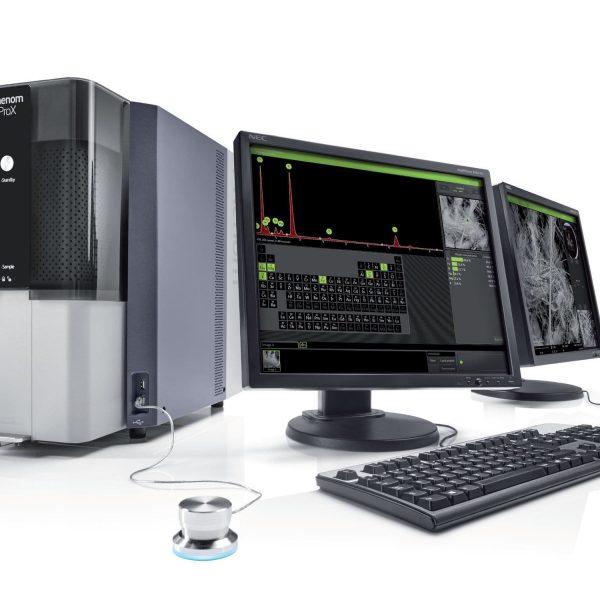Scanning electron microscope / X-ray